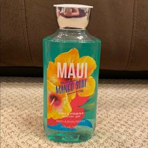 Bath & Body Works Maui Mango Surf Shower Gel